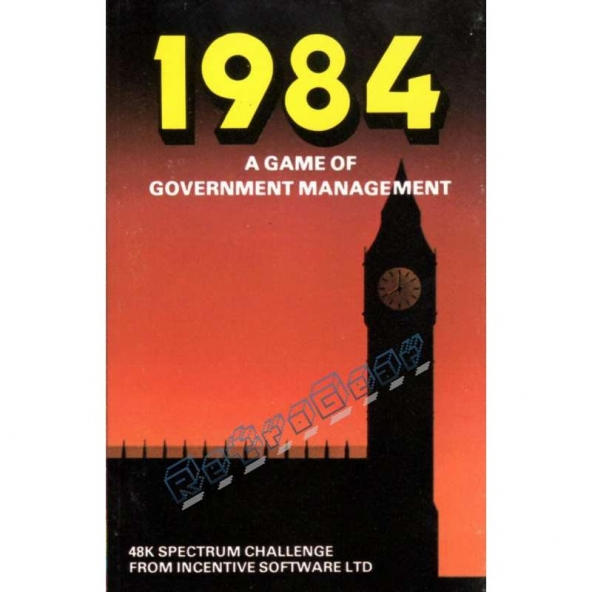 1984 - A Game of Government Management