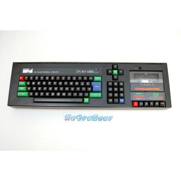 Amstrad CPC 464 Colour Computer 533-8401477