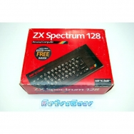 Sinclair ZX Spectrum Plus 128 - 'Toastrack' - Boxed and complete - Fully Refurbished A 8 087857