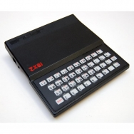Sinclair ZX81 - Issue 1 - Fully Refurbished (A)