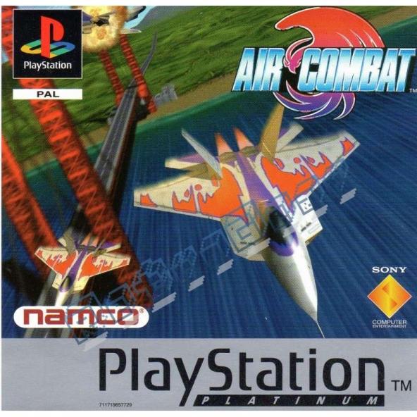 Air Combat (platinum)