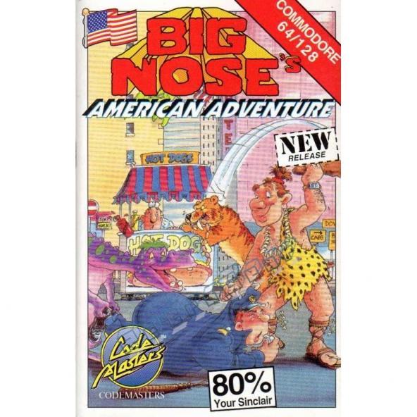 Big Noses American Adventure