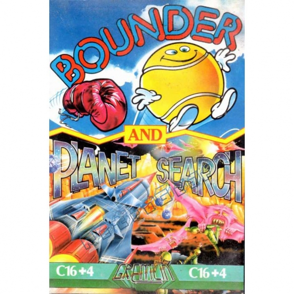 Bounder and Planet Search