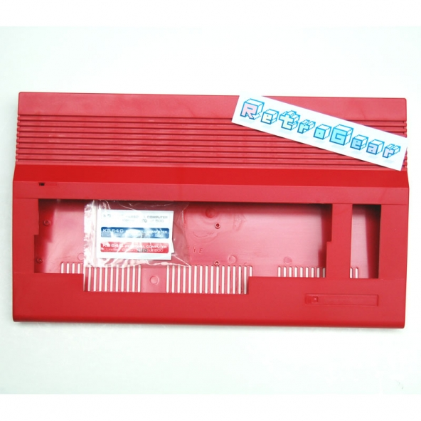 Commodore 64C casing (red)