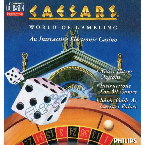 Caesars World of Gambling