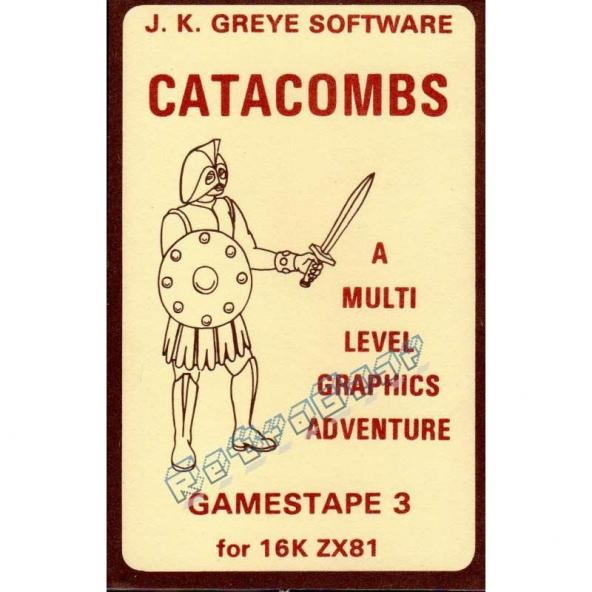 Catacombs - Gamestape 3