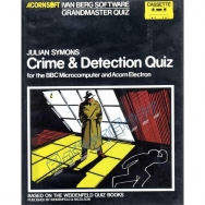 Crime and Detection Quiz