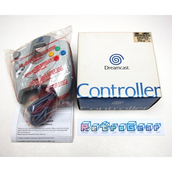 Dreamcast Controller - boxed