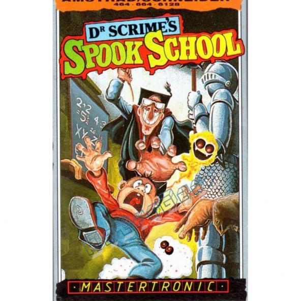 Dr Scrimes Spook School