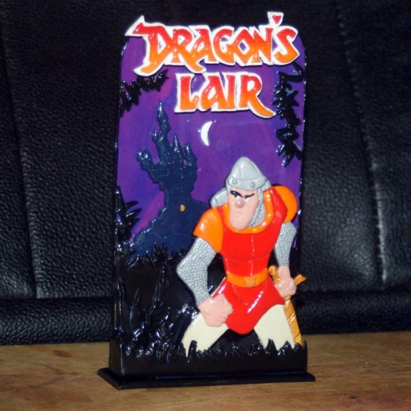 Dragons Lair Tribute (design A)
