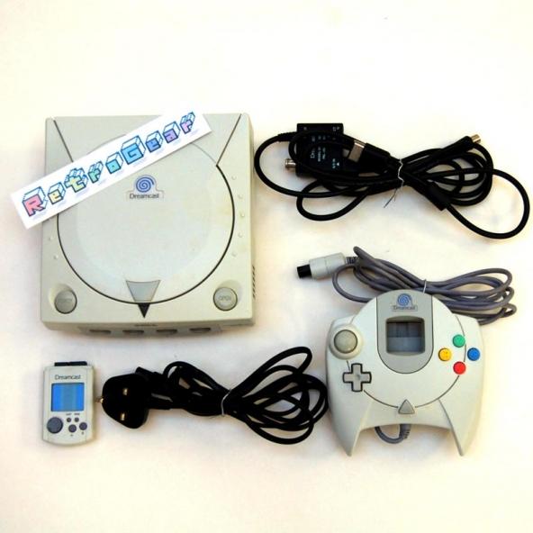 Sega Dreamcast unboxed