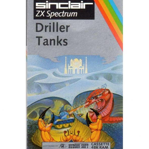 Driller Tanks (G33S)