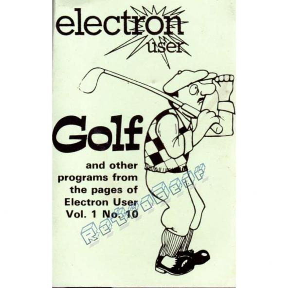 Electron User Vol1 No10