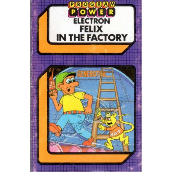 Felix in the Factory