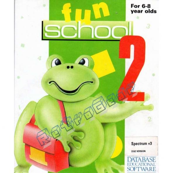 Fun School 2 (6-8 year olds)