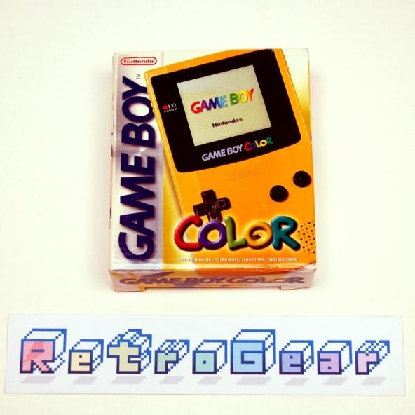Game Boy Color - Dandelion - Boxed Complete