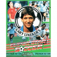 Gary Linakers Super Star Soccer