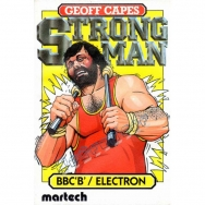 Geoff Capes Strong Man