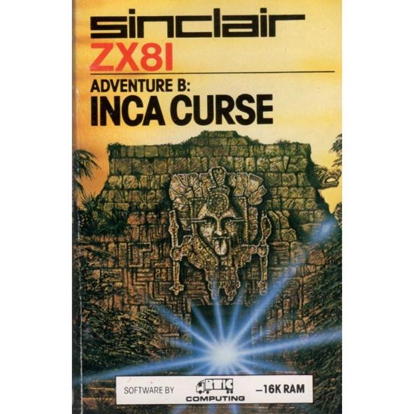 Adventure B: Inca Curse (G19)