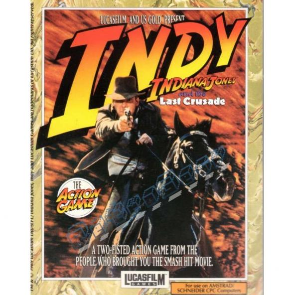Indiana Jones and the Last Crusade - Temple of Doom
