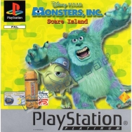 Monsters Inc. Scare Island (platinum)