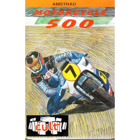 Motorcycle 500