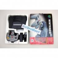 Nintendo 64 Boxed (A)