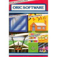 Oric Software 4 pack
