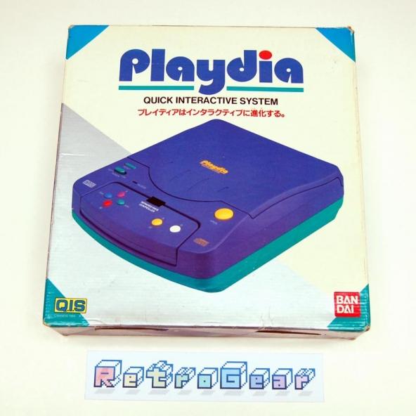Playdia