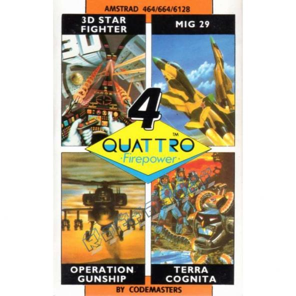Quattro Firepower