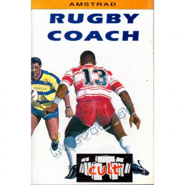 Rugby Coach