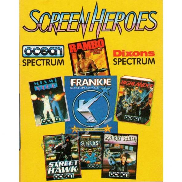 Screen Heroes