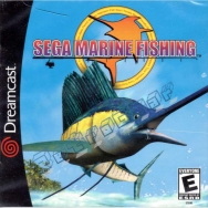 Sega Marine Fishing (sealed - US NTSC)
