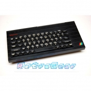 Sinclair ZX Spectrum Plus - Issue 4S - Fully Refurbished (D)