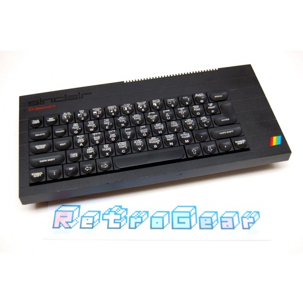 Sinclair ZX Spectrum Plus - Issue 6A - Fully Refurbished D 03-062938