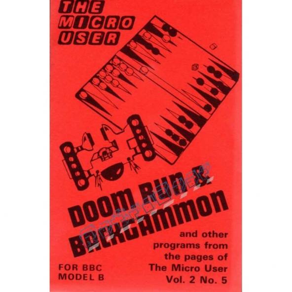 The Micro User Cassette Vol2 No5