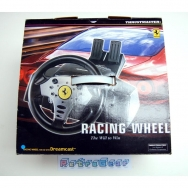 Thrustmaster Ferrari Racing Wheel for Dreamcast