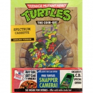 Teenage Mutant Hero Turtles - The Coin Op