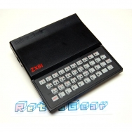 Sinclair ZX81 - Issue 1 - Fully Refurbished (D)