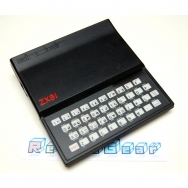 Sinclair ZX81 - Issue 1 - Fully Refurbished (E)