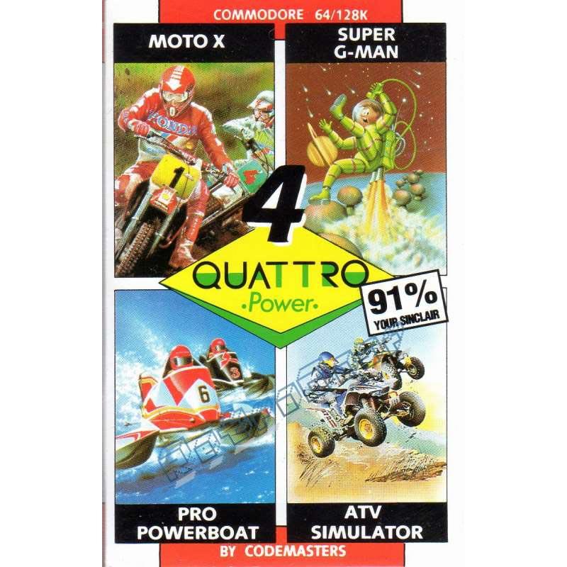 Quattro Power - Retro Games, Vintage Consoles, Sega, Nintendo, Atari