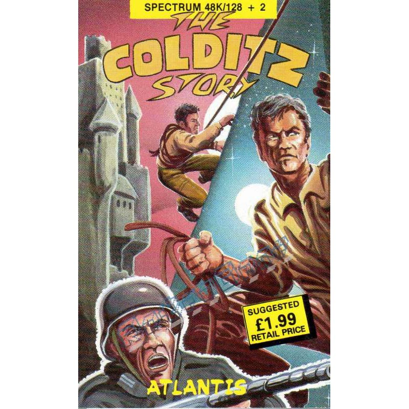 The Colditz Story - Retro Games, Vintage Consoles, Sega